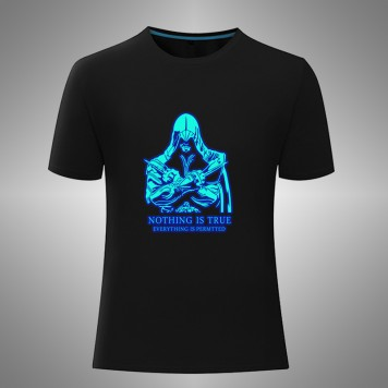 Assassins Creed Glow In The Dark