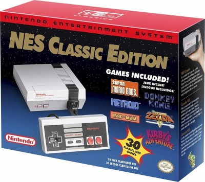 NES Classic Edition Nintendo Mini Console Brand New Unopened! Sealed! w/Receipt!
