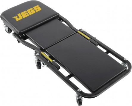 JEGS Performance Products 81165 2 in 1 Foldable Creeper & Seat Creeper Mode: 17